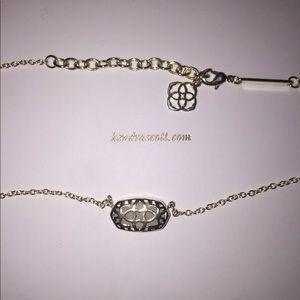 Kendra Scott Jewelry - Brand new Elisa gold Kendra Scott necklace
